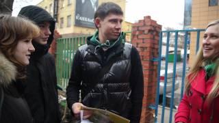 Тимур Батрутдинов высаживает КАШТАНЫ ! 10.11.11