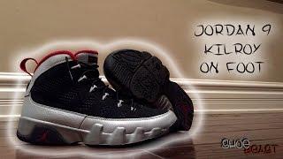 info for e5e72 6edb5 Jordan 9 Johnny Kilroy On Foot