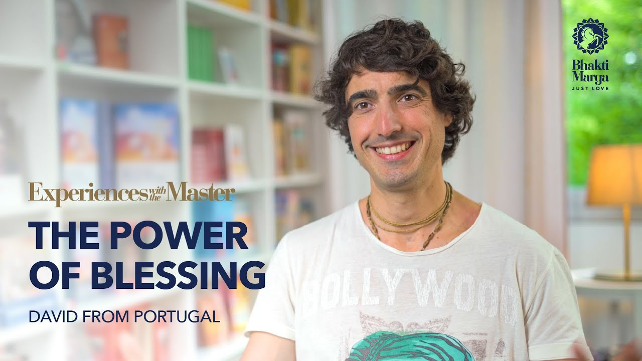 The Power of Blessing | Experiences with the Master