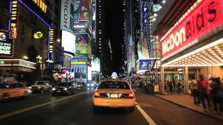 New York City & Times Square Night Tour
