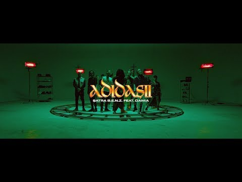Satra B.E.N.Z. - Adidasii feat. Damia (Official Video)
