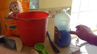 DIY Odor Stopper (Neutralizer) Skunk,urine, Etc... (WORKS FOR ME)