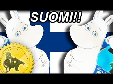 Cestování s Borisem: Finsko