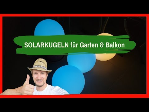 Kugel Solarleuchte Kaufen Günstig Im Preisvergleich Bei Preisde
