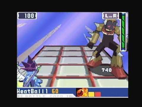 Mega Man Star Force Pegasus Nintendo DS