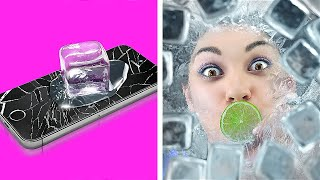 MAKE INSTAGRAM PHOTOS & TIKTOKS VIRAL || Creative Phone Photo Hacks In Real Life By 123 GO! SCHOOL