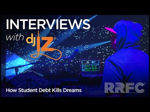 DJ IZ: How Student Debt Kills Dreams