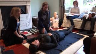 Recovery Position Step-by-Step