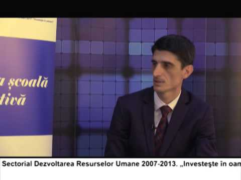 (VIDEO) Locuri de muncă pentru TINEri în București și regiunea Sud Est – GEORGE FULINA (E12)