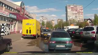 Brigas De Transito Na Rússia