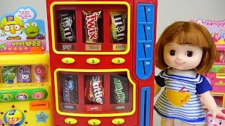 Candy Dispenser & Baby Doll toys