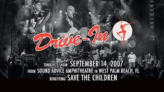 Dave Matthews Band Drive-In Concert: 9/14/2007 West Palm Beach, FL