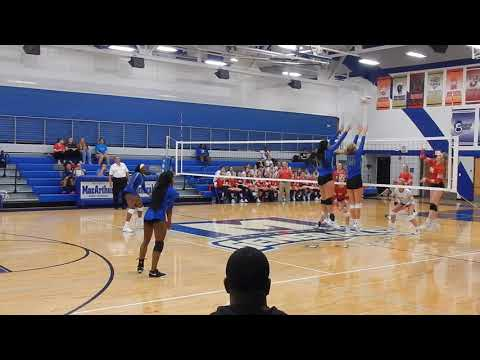 AMAZING SWING BY MS.AYRIANA!! Highlight from MHS Vs. Jacksonville, 9/3/19.