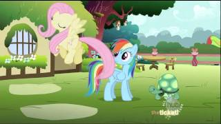 [K-PMV] Rainbow Dash & Fluttershy: May the Best Pet Win - KARAOKE ver. [English subs]