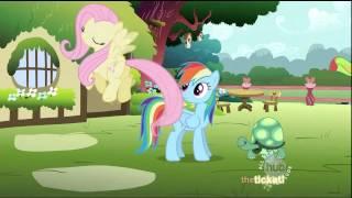 [K-PMV] Rainbow Dash & Fluttershy: May the Best Pet Win - KARAOKE ver. [English subs]