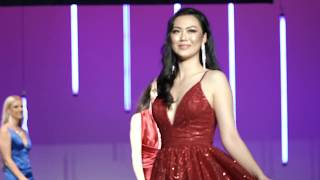 Jasmine Huang Miss Intercontinental New Zealand 2019 Introduction Video
