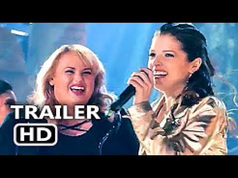 PITCH PERFECT 3 - Official Trailer Tease 2017