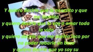 Tu Admirador Secreto (Letra ) - Los Animales De La Ke Buena [Promo 2011]