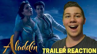 Aladdin - Trailer Reaction