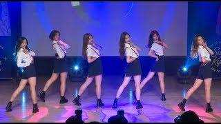 Favorite(페이버릿) 'Party Time' Showcase Stage (KPOP STAR 6, 고아라, 파티 타임)