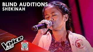 Rise Up by Shekinah Pacaro | The Voice Kids Philippines Blind Auditions 2019
