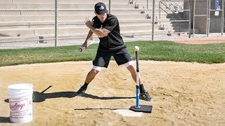 How Do You Shift Your Weight Properly In The Baseball Swing?
