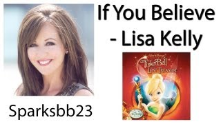 If You Believe - Lisa Kelly