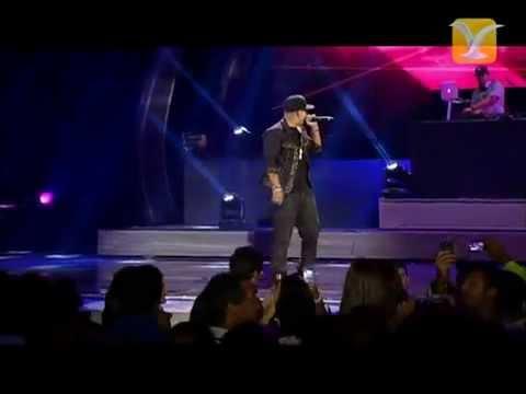 Daddy Yankee, Que Tengo Que Hacer - Pasarela, Festival de Viña 2013