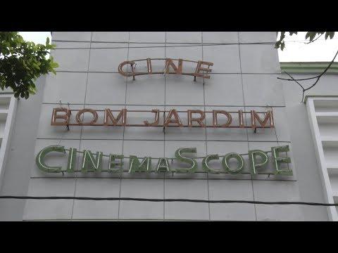 Prefeitura busca parceria para reativar o Cine Bom Jardim, um dos mais antigos do estado do Rio