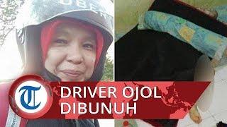 Perempuan Pengemudi Ojek Daring Tewas Dibunuh, Pelaku dan Korban Saling Kenal