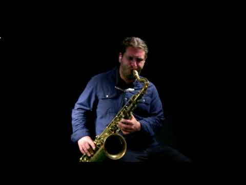 "Saxophone (""On the Sunny Side of the Street"" Jimmy McHugh)"