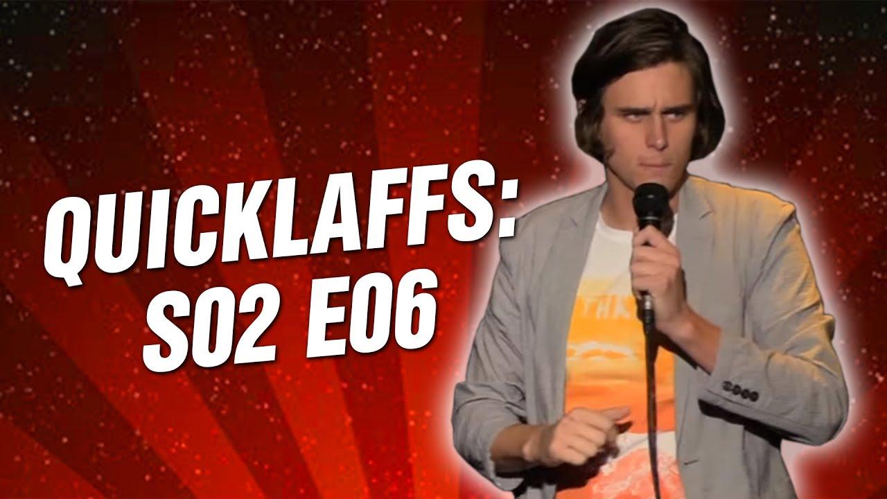 Comedy Time - QuickLaffs: Season 2 Episode 6