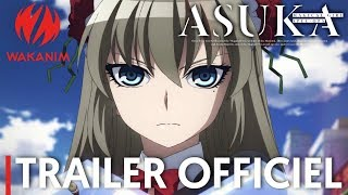 Magical Girl Spec Ops Asuka - Bande annonce VOSTFR