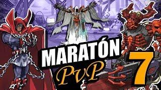 Batallas de Maratón PVP #7 - Mutants Genetic Gladiators
