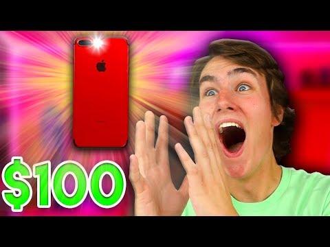 $100 iPhone High Five Selfie Challenge