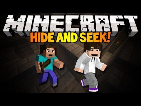 Minecraft - Hide and Seek Mini Game Servers: 1.9 24/7 Ep ...