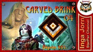 CARVED BRINK #04 🔶 Skyrim #251 ПОИСКИ ШАМАНА
