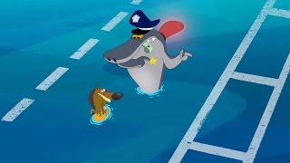 Zig & Sharko - Cop Duty (S01E74) _ Full Episode in High Quality Mp3