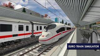 Euro Train Simulator 2 - Highbrow Interactive Android Gameplay HD