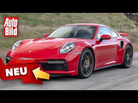 Porsche 911 Turbo S (2020): Neuvorstellung - Sportwagen - Infos