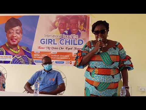 A message from a teen mother on International Day of the Girl Child
