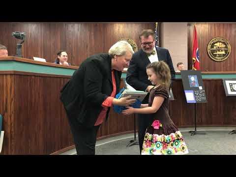 Video: myON winners recognized by Sullivan school board