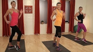 Day 4: At-Home Cardio Sweat Workout - No Running Required! | Class FitSugar by POPSUGAR Fitness