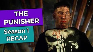 RECAP!!! - The Punisher: Season 1