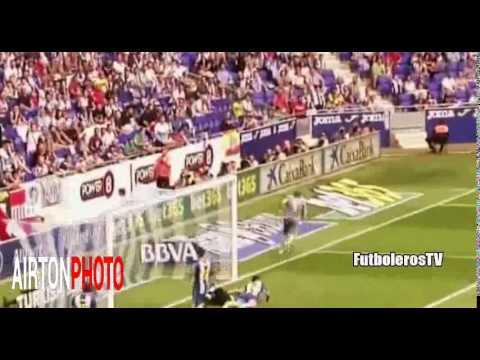 Espanyol vs Real Madrid 0-6 Goles 12/09/15