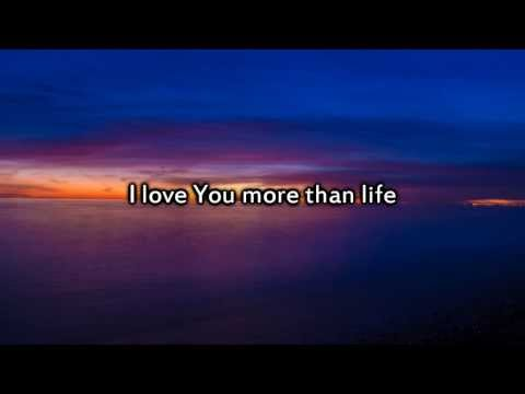 Hillsong UNITED - More than Life - Instrumental with lyrics