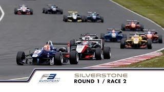 Formula3 - Silverstone2014 Race 2 Full