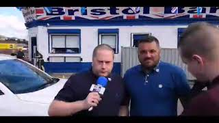 Gers Fans TV Celtic 2 Sevco 1 Fans Reaction That GersFanTV Deleted Through Their Riddy A Posting It!