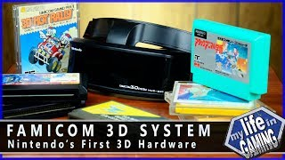 Famicom 3D System :: Hardware Showcase