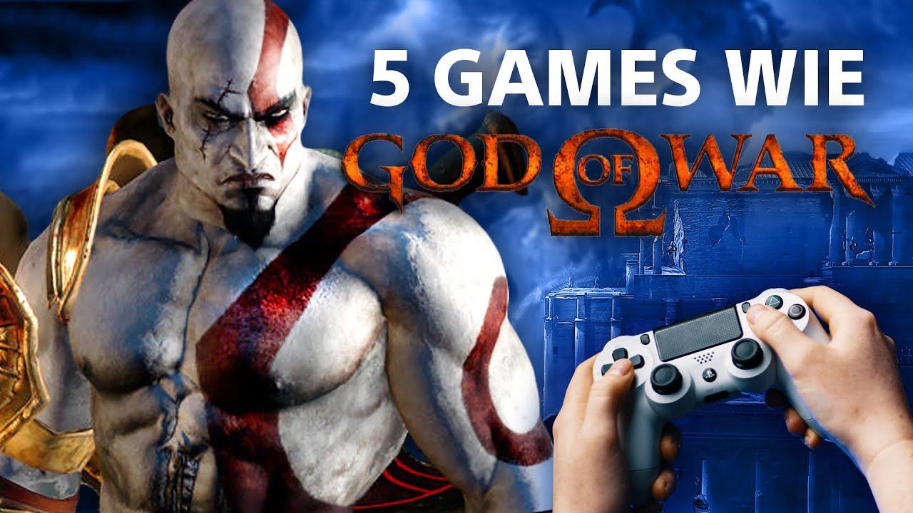 5 Spiele wie God of War 1-3
